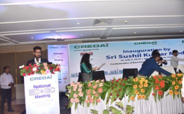 CREDAI Executive Committee-Government Council meeting